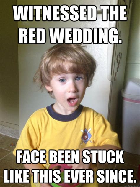 Red Wedding Meme - red wedding meme memes