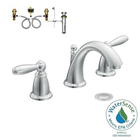 moen brantford kitchen faucet home depot moen brantford 8 in widespread deck mount 2 handle