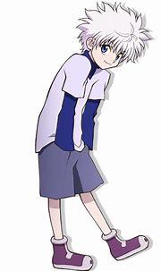 Pin de Kawaiipanda em Killua   Killua, Anime, Arte com ...