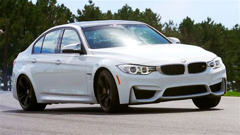 The 2015 Bmw M3 At Mid Ohio!