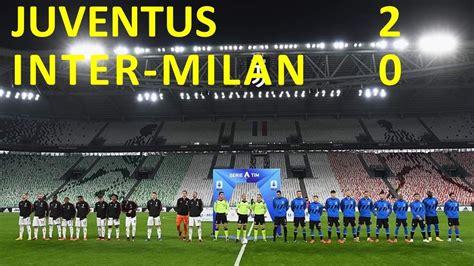 Cyborgs: Serie A Fixtures Juventus Vs Inter Milan
