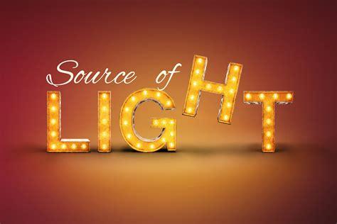 Retro Light Bulb Font - GK Mockups Store
