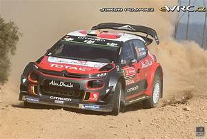 Citroen Wrc 2018 : two front splitter configuration for the citro n c3 wrc in the rally of portugal 2018 wrcwings ~ Medecine-chirurgie-esthetiques.com Avis de Voitures