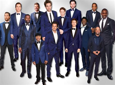 Men Blue From Biggest Trends The Awards