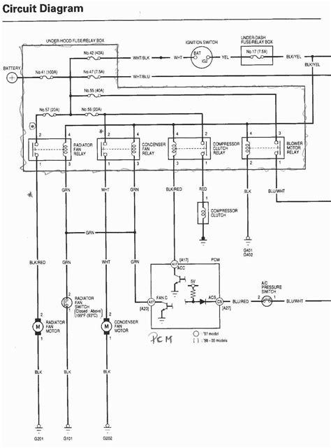 Accord Vtec Wiring Diagram Pinout Database