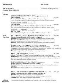 Resume Format For Executive Mba by Kellogg Mba Resume Sles Mba Resume Kellogg 2017 2018 Student Forum