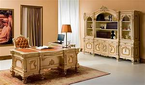 The, Giove, Executive, Desk, Home, Office, Collection, By, Silik