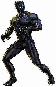 Black Panther Civil War by AlexelZ on DeviantArt