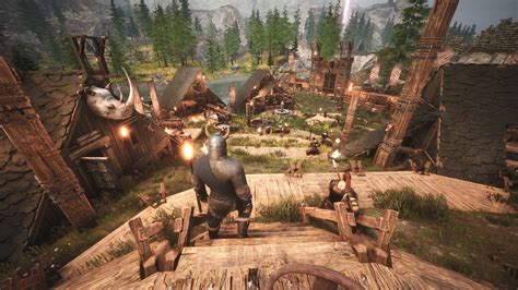conan exiles viking village way handed swords dlc conanexiles community map armor pet monsters comments weapons newsletter weekly reddit