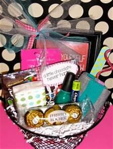 Gift basket ideas for fundraising on Pinterest