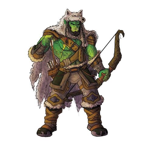 Fjord Yuan Ti by 415 Best Rpg Orc Half Orc Images On Pinterest