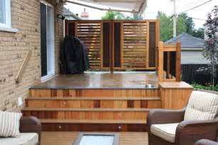 Deck and Patio Privacy Panels