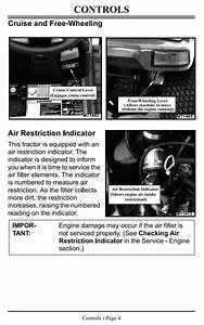 John Deere Lawn And Garden Tractors Operator S Manual