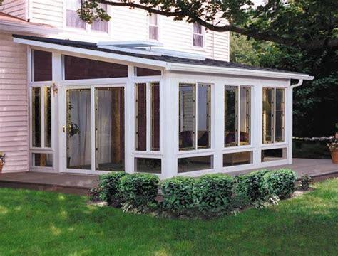 sunrooms patio rooms