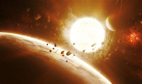 Scientific Breakthrough Planets Detected Outside
