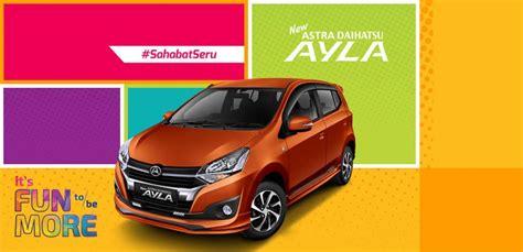 Harga Mobil Ayla Di Manado
