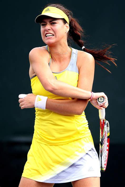 Sorana cirstea is a romanian tennis player. Sorana Cirstea - Sorana Cirstea Photos - Sony Open Tennis ...