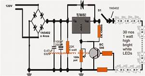 Led 110v Wiring Diagram : 110v compact led tubelight circuit circuit diagram centre ~ A.2002-acura-tl-radio.info Haus und Dekorationen