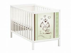 Ikea Sundvik Babybett : happy rabbit furniture sticker sundvik baby bed stikkipix ~ Yasmunasinghe.com Haus und Dekorationen