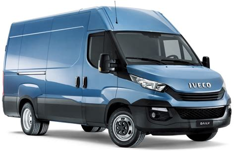 New Iveco Daily Vans For Sale
