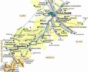 Leboncoin 31 Haute Garonne : carte haute garonne vacances arts guides voyages ~ Dailycaller-alerts.com Idées de Décoration