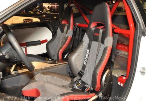 interior   dodge challenger srt acr torque news