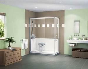 Duschkabine Ohne Wanne : badewanne dusche kombination ~ Markanthonyermac.com Haus und Dekorationen