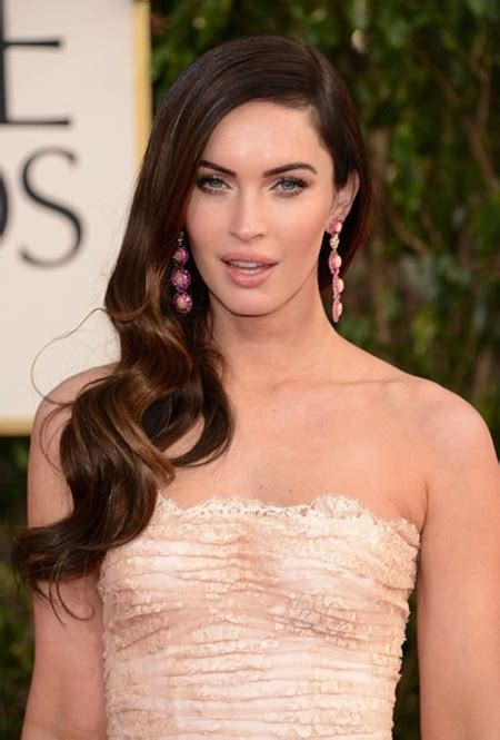 Hairstyles Side best side swept hairstyles of 2014