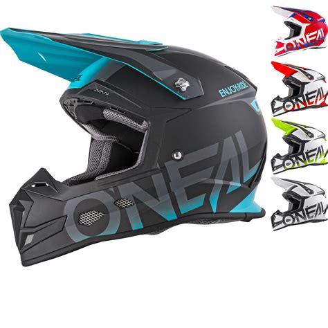 oneal motocross helmets oneal 5 series blocker motocross helmet helmets