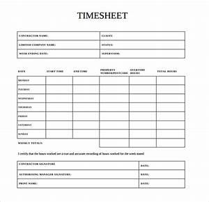 contractor timesheet kaysmakehaukco With contractor timesheet invoice