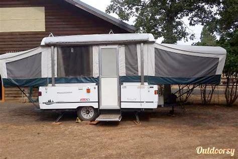 coleman destiny santa fe trailer rental  vancouver