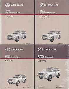 2001 Lexus Lx 470 Navigation System Owners Manual Original Wiring Diagram