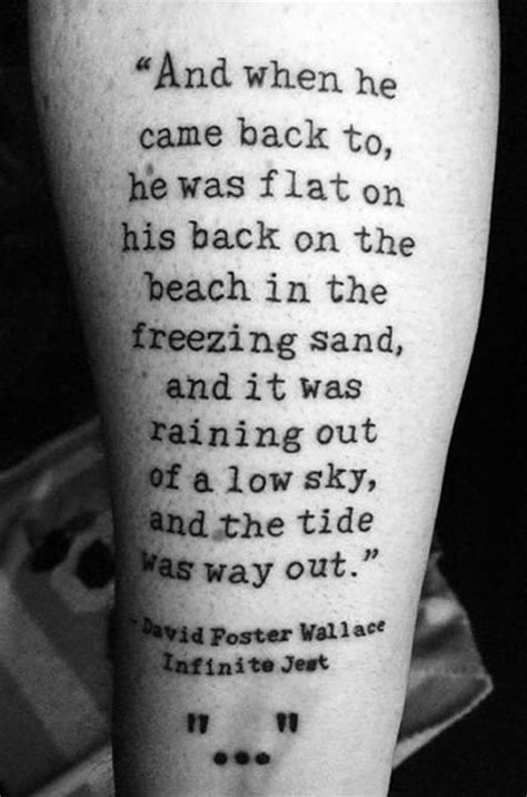 11 Coolest (and longest) Literary Tattoos - literary tattoos, coolest tattoos - Oddee
