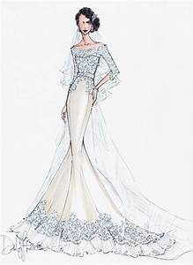 wedding gown sketch wedding gown sketches pinterest With wedding dress sketches
