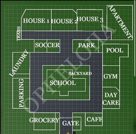bloxburg town city layout  story house design house layout plans