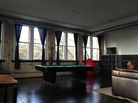 Games Room  Picture Of Urban Holiday Lofts, Chicago