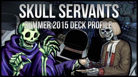 skull servant deck yugioh skull servants deck summer 2015 yu gi oh 60 fps