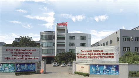 taiwang vertical injection molding machine factory julie