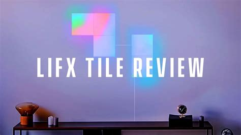 lifx tile review led wall light nanoleaf aurora