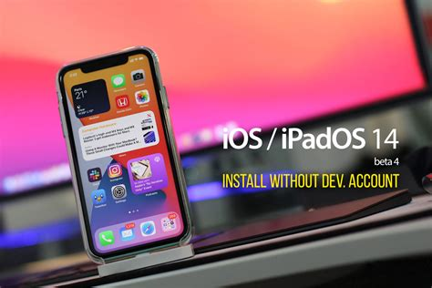 iOS 14 Beta 4 OTA Profile File Download Released Without ...