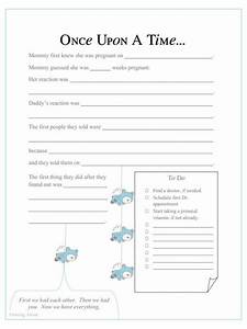free printable baby book templates vastuuonminun With free printable baby book templates