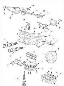 5r55e transmission wiring diagram re transmission re shift