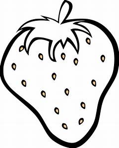 Black And White Fruit Clipart | Clipart Panda - Free ...