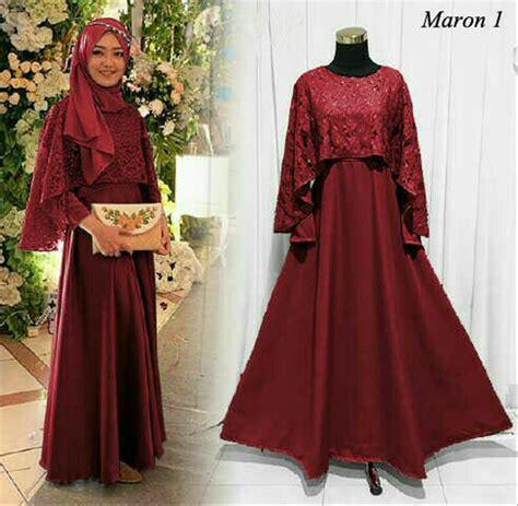 Gamis Lebaran Wanita jual baju gamis baju muslim baju lebaran rok gamis kebaya