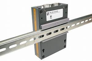 Din Rail Kit for Fanless POC-100 Logic Supply