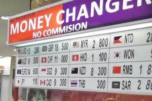frais bureau de change bureau de change sans frais