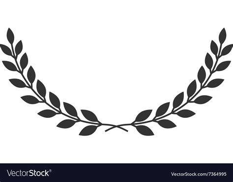 laurel wreath   clip art carwadnet