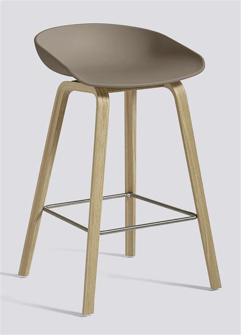 Tabouret Hay About A Stool by Tabouret Aas32 H65 About A Stool Hay Okxo Rouen
