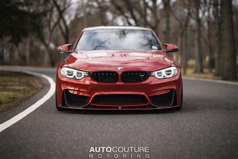 This Gorgeous Sakhir Orange BMW M3 Build Will Knock You ...
