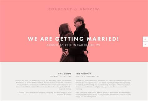 Why All Engaged Couples Need Personal Wedding Websites